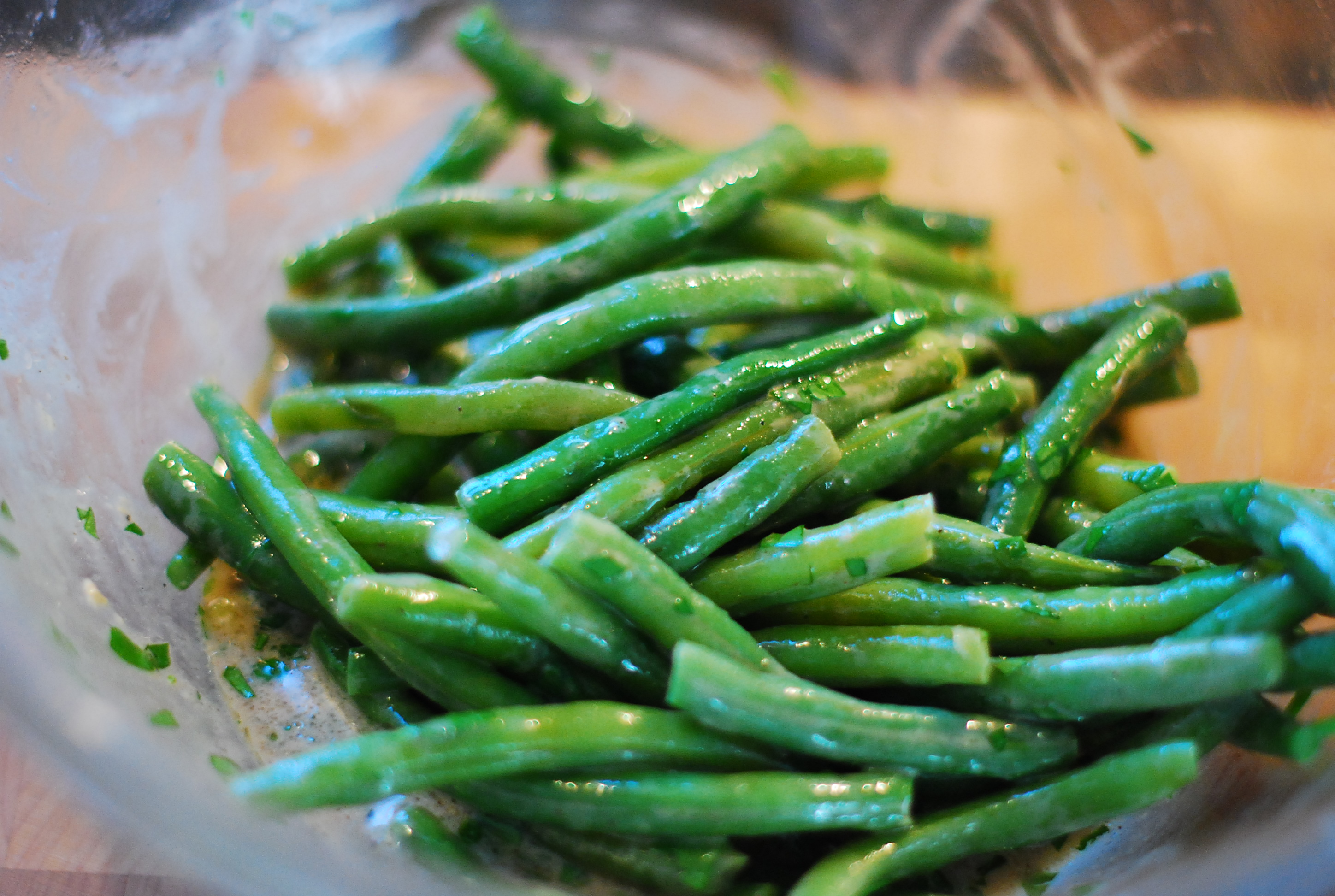 Marinated Green Beans, A Spring Side Dish {Powernap} - The ...