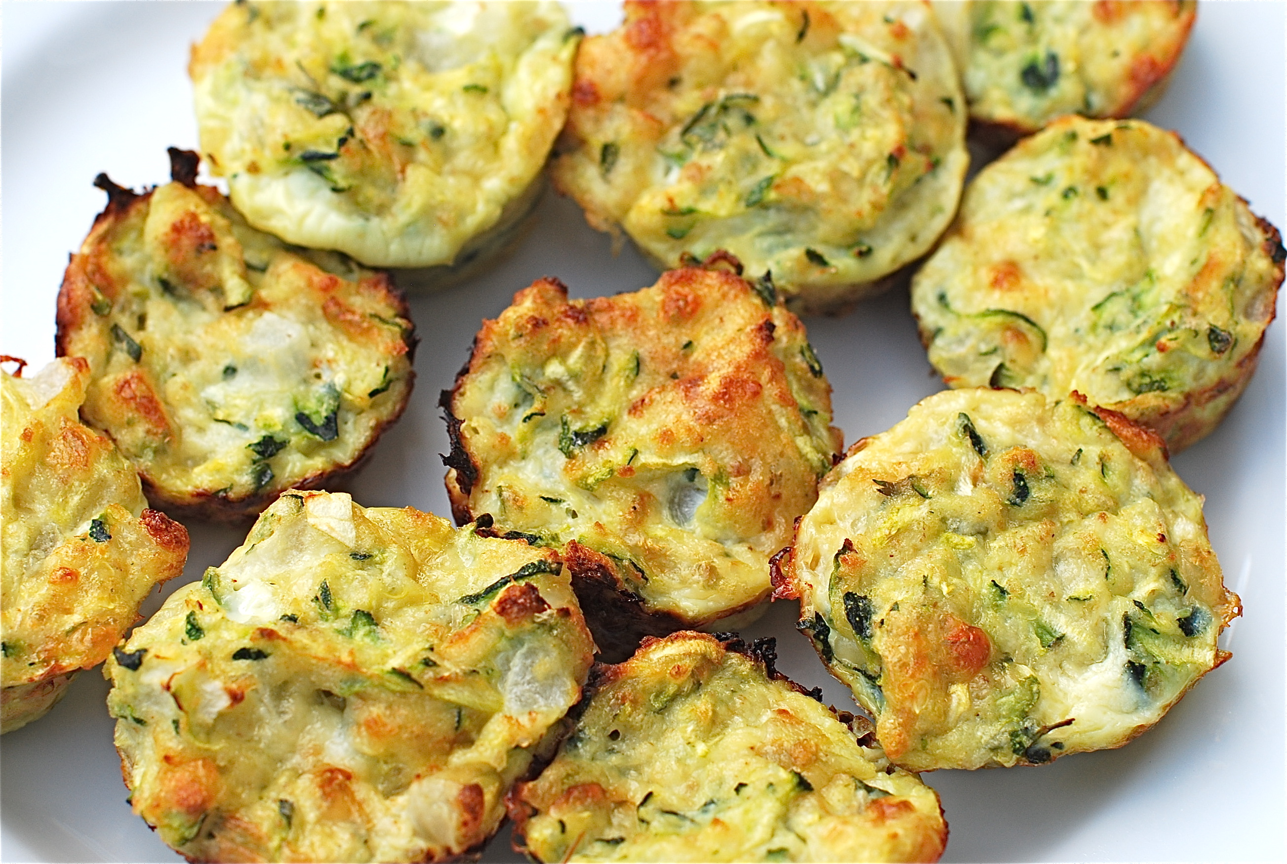 Zucchini Appetizer Recipes Healthy