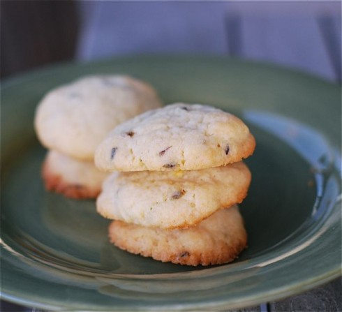 Lavender Shortbread