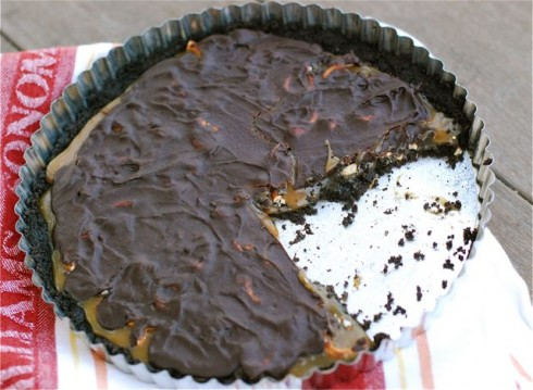 Pretzel Tart