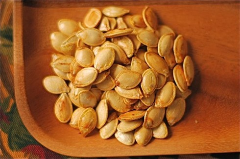 Pumpkin Seeds with Sea Salt