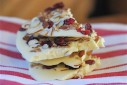 White Chocolate Bark via The Naptime Chef
