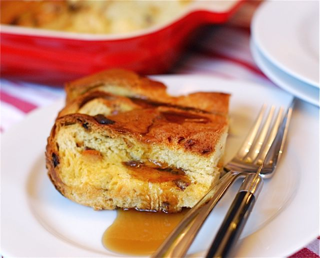 Overnight Panettone French Toast