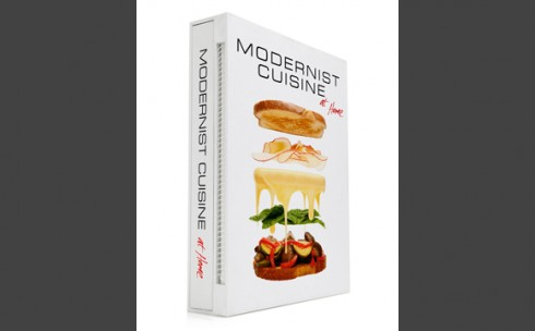 The Modernist Cuisine Cookbook