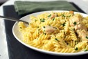 Weeknight Wins: Chicken & Spiral Pasta