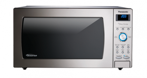 Panasonic Microwave #MicrowaveOnly