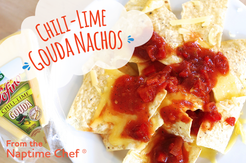 Gouda Chili Lime Nachos