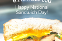 Dilly BLAT National Sandwich Day