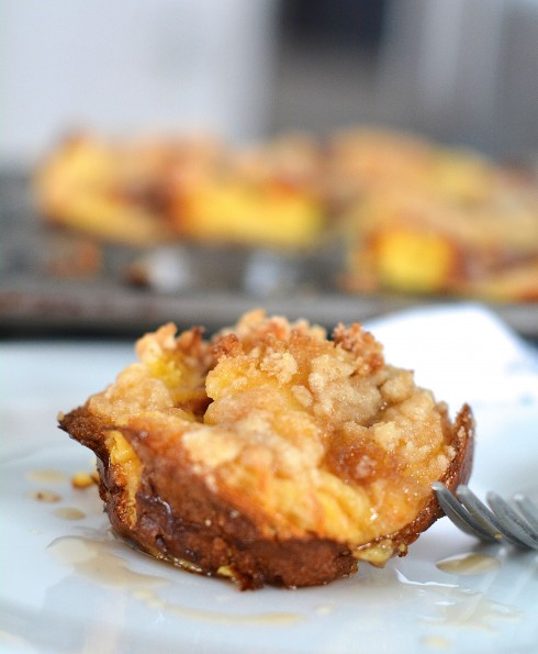 French Toast Muffins | The Naptime Chef