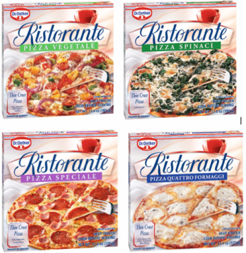 dr oetker frozen pizza swot analysis Frozen pizza richly topped with mozzarella & edam cheese, butternut squash, spinach and red onion on a thin and crispy base.