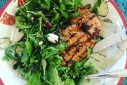 Arugula & Wild Rice Salad | The Naptime Chef