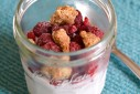 Yogurt & Fruit Sundaes | The Naptime Chef