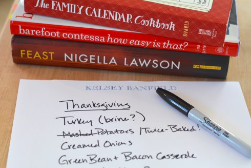 5 Timesaving Tips for Thanksgiving | The Naptime Chef