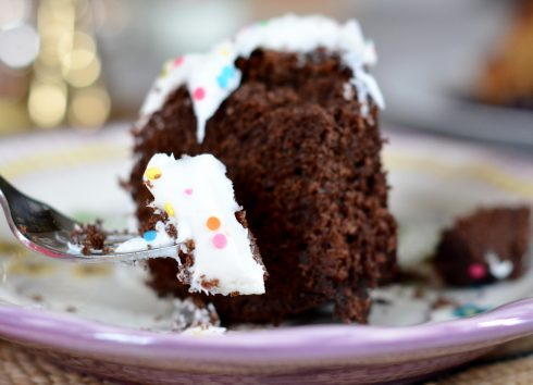 Pillsbury Chocolate Cake | The Naptime Chef