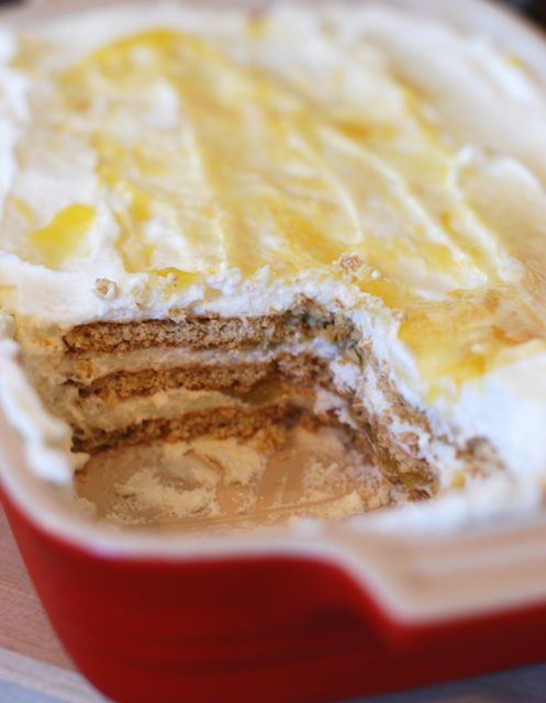 Quick And Easy Graham Cracker Icebox Cake